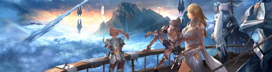 7 Загрузочные скрины из LineAge2 Gracia Final Агро.